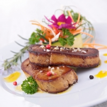 "THE ""FOIE GRAS"""