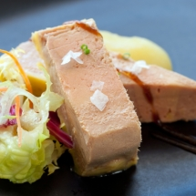 THE FOIE GRAS