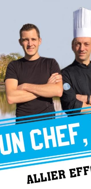 """Bootcamp """"Un Chef - Un coach"""" / Nouvelle édition !"""